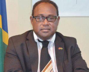 Acting PM Manasseh Maelanga.